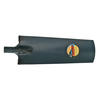 Rýč sakovák - ŠTYCHAR d=52cm, černý